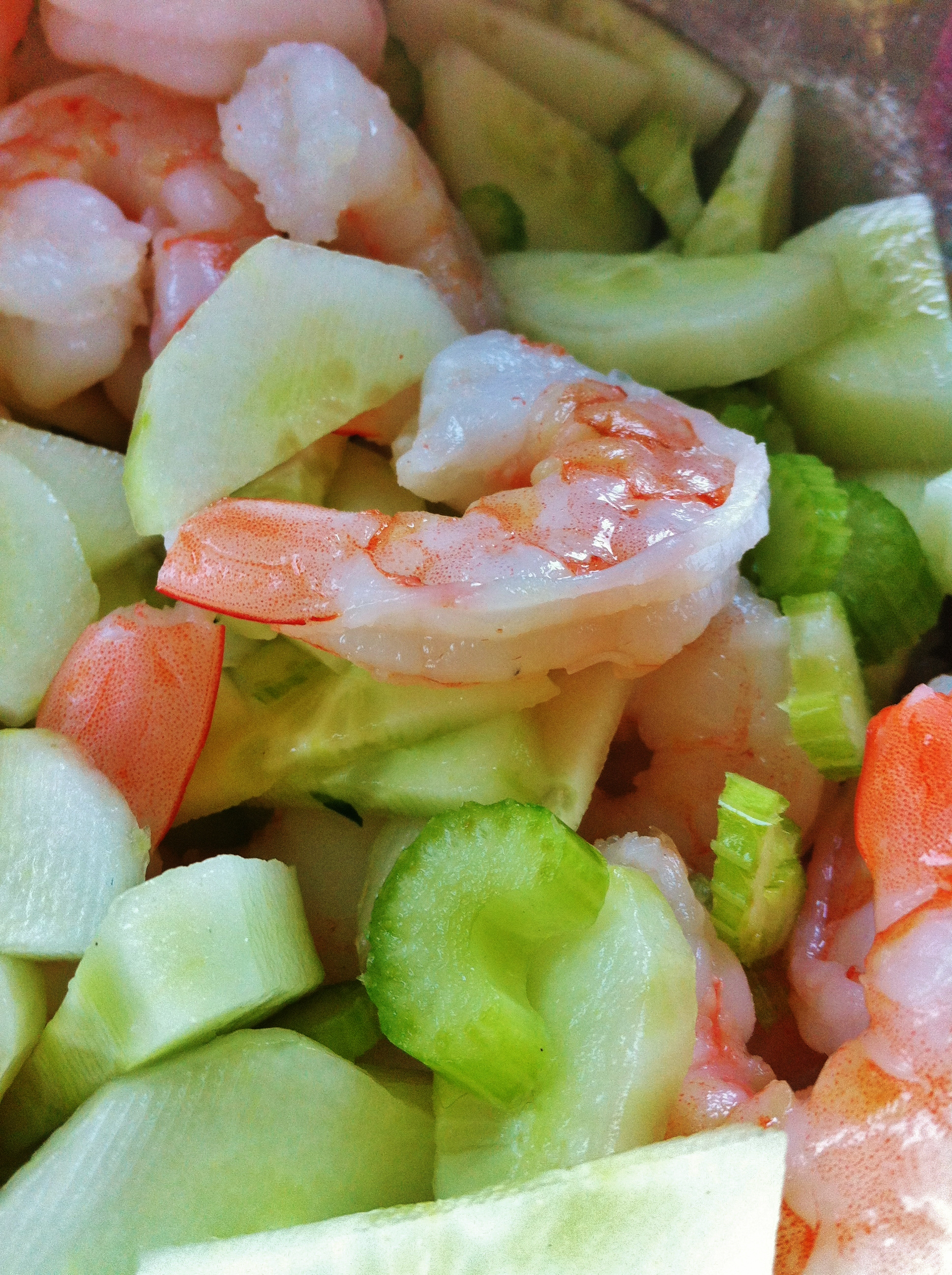 salad shrimp creamy shrimp and celery salad tarragon shrimp salad ...